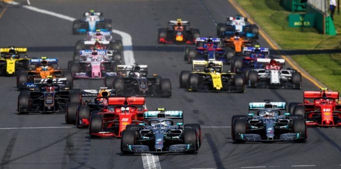 2019 F1 赛季启动